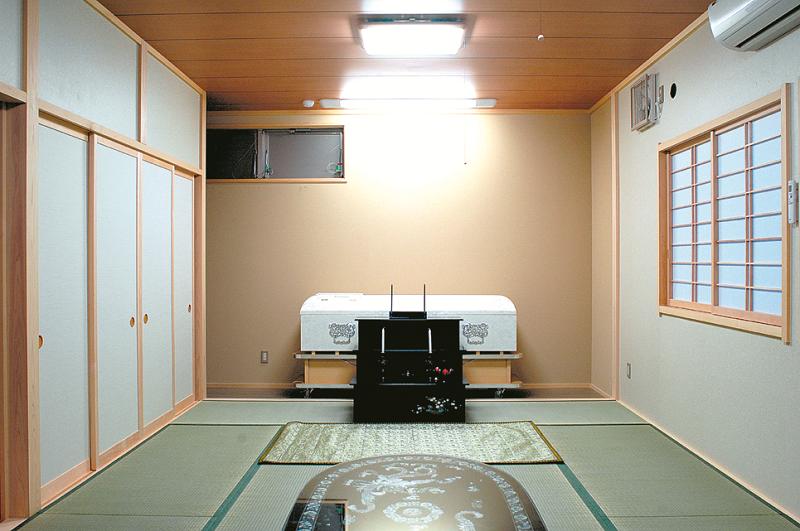 親族控室(ご宿泊可能)