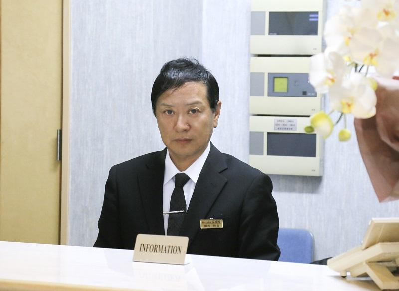 株式会社たさき 代表取締役 田崎修吾